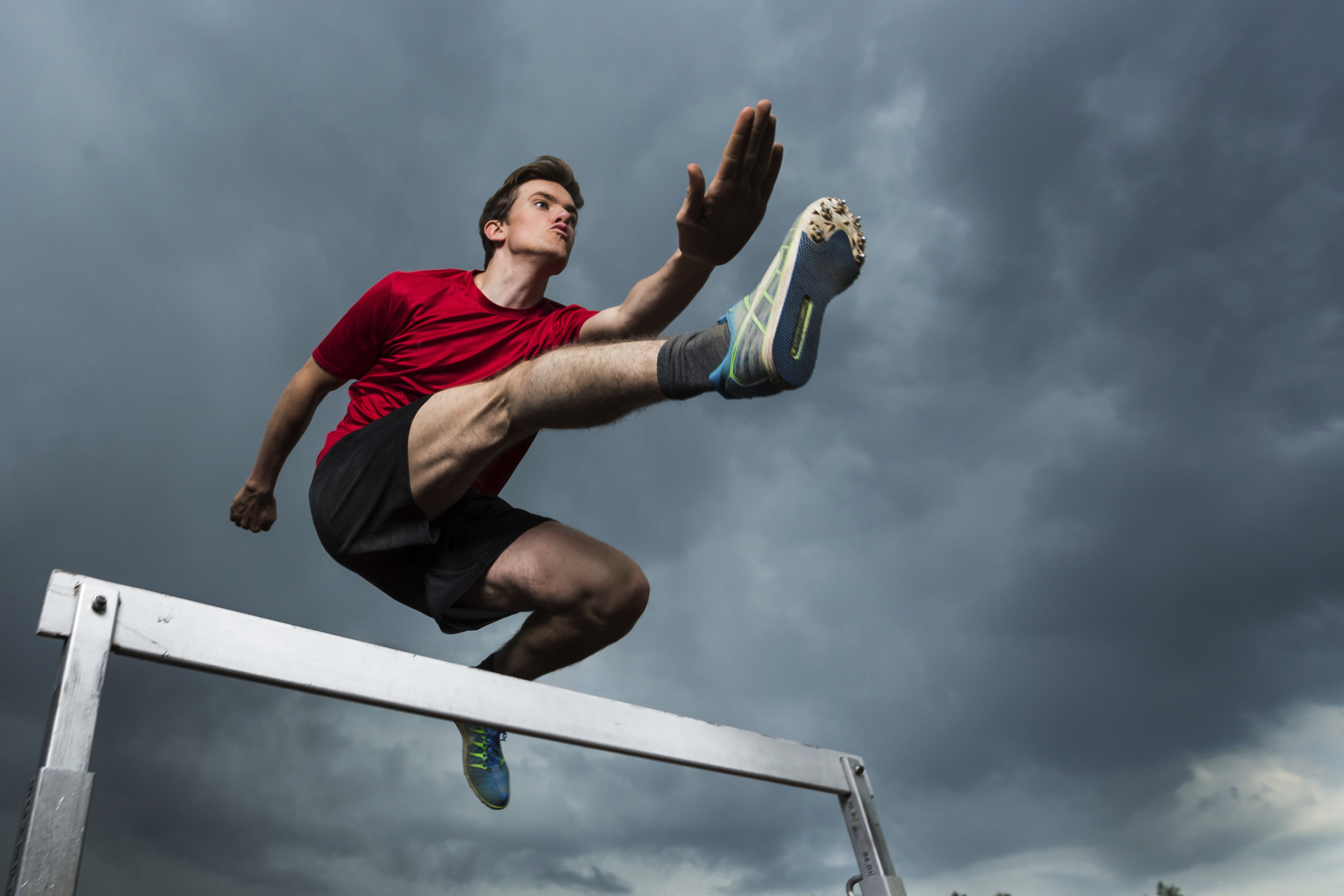 how to get better at hurdles