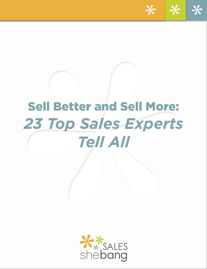 SalesShebang_SellBetter-791x1024 Sell Better & Sell More: 23 Top Sales Experts Tell All