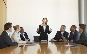 Eight Ways to Own the Meeting