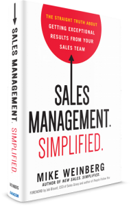 salesmanament.simplified-191x300 Buy Sales Management. Simplified. by Mike Weinberg