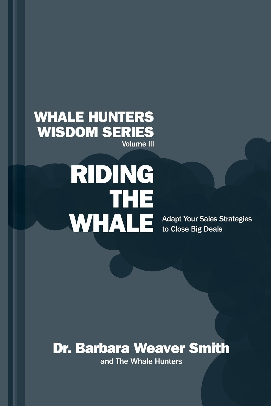 Sales Training Book Riding the Whale