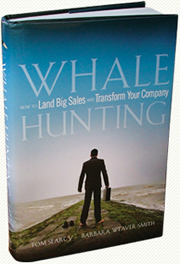Large Account Selling: Whale Hunting: How to Land Big Sales and Transform Your Company