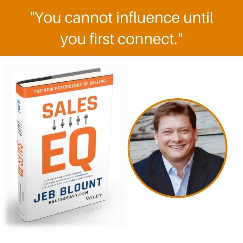 Jen Blount, Sales EQ