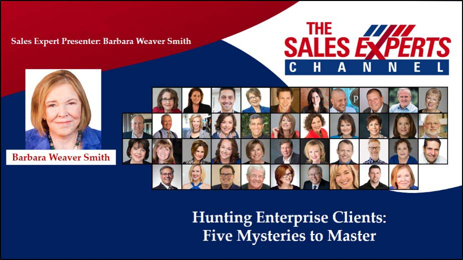 Hunting Enterprise Clients