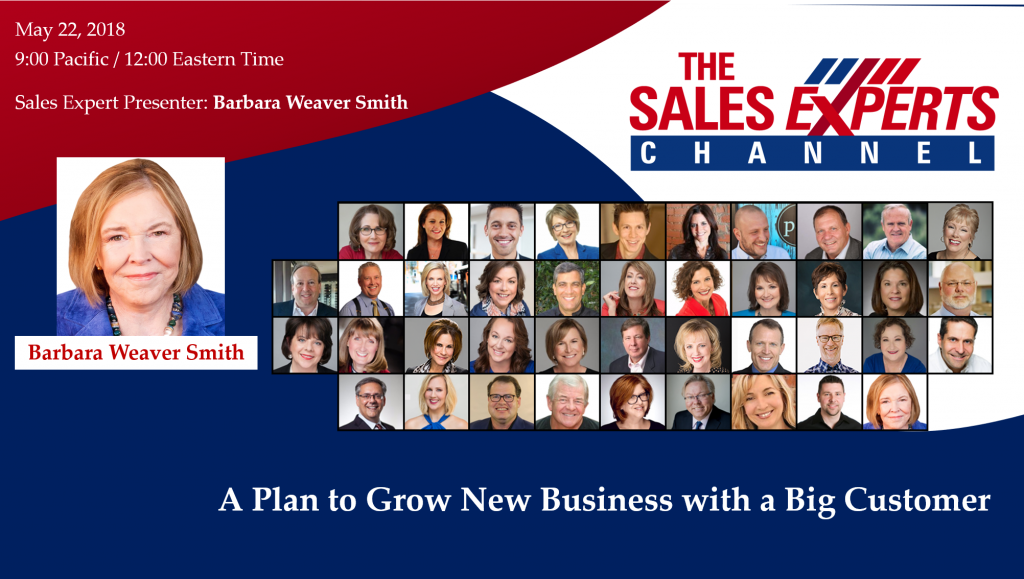A Plan to Grow New Business