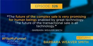 future of complex sales